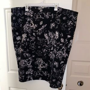 NWT Philosophy floral print skirt